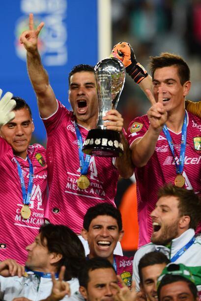 León tiene material humano y futbolístico para conseguir el tricampeonat...
