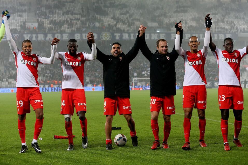 Monaco (Francia - UEFA) / 204 puntos
