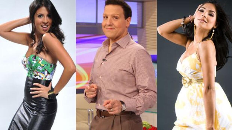 María Teresa, Raúl y Alejandra pulieron la pista