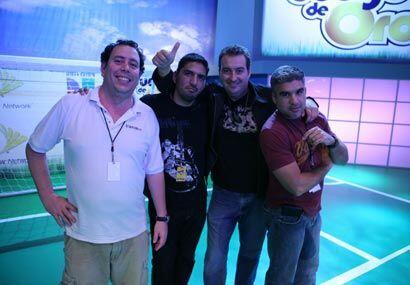 Joaquín Duro (pulgar), Editor del Portal de Deportes de Univision...
