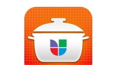 Las mejores recetas de Internet en el App Univision Cocina.