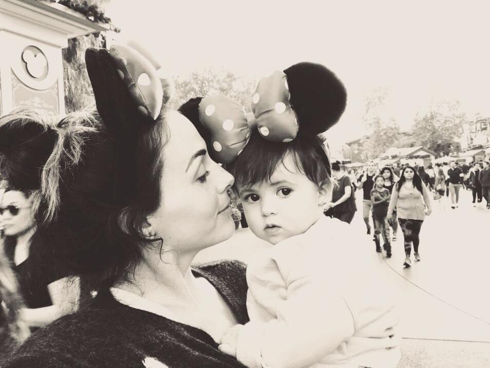 Zuria y Marimar Vega en Disney