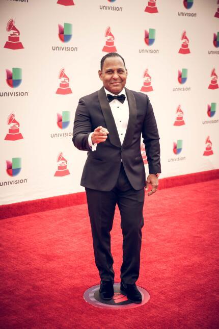 Tony Dandrades Latin Grammy 2017