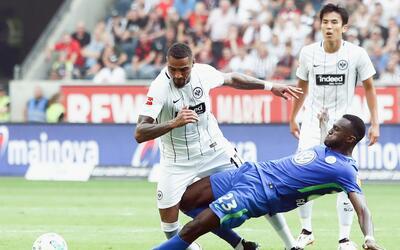 Eintracht Frankfurt vs. Wolfsburgo