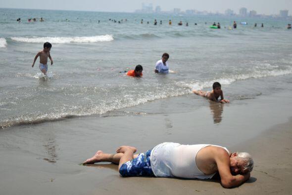 Veracruz ocupa el segundo lugar en los sitios para descansar, de acuerdo...
