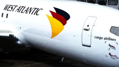 Avión de carga West Atlantic