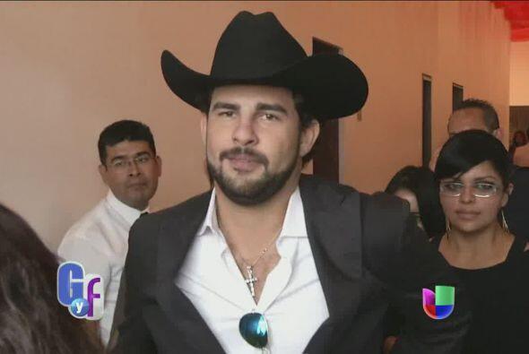 Pero Gerardo no soltó prenda y se negó a hablar del tema. Mira el video...