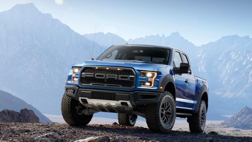 Estas son las trocas más vendidas hasta mayo de 2017 Ford-F-150_Raptor-2...
