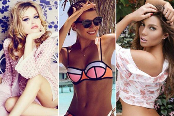Estas preciosas mujeres son hijas de famosos. Unas siguen los pasos de s...