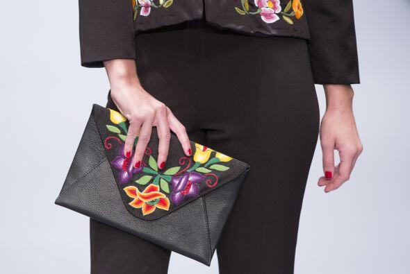 Los accesorios de la firma Lydia Lavín, como en toda sus colecciones est...