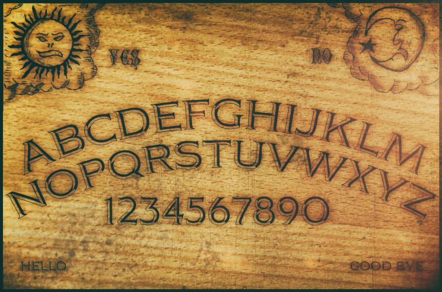 """Ouija, el """"móvil"""" para comunicarnos con el más allá  3.jpg"""