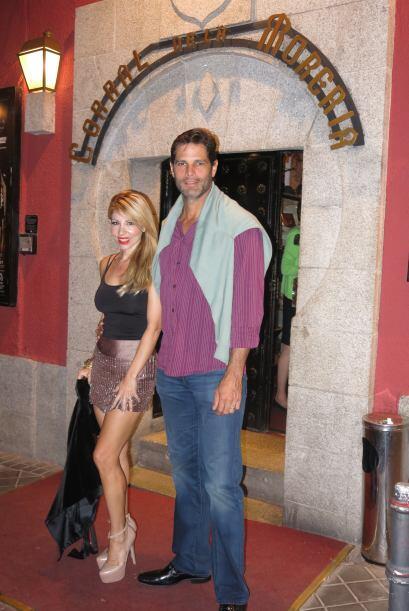 Nuestra querida Roxana disfrutó una deliciosas vacaciones por Italia y E...