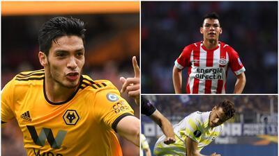 Agenda de Mexicanos | ¿Seguirán las rachas goleadoras de Jiménez, 'Chucky' y 'Guti' en Europa?