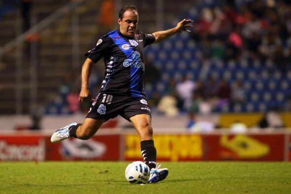 Cuauhtémoc ha jugado contra el América en 4 oportunidades a lo largo de...