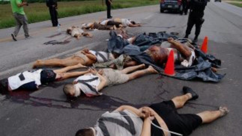 El fin de semana fueron asesinadas 21 personas en el estado de Chihuahua.