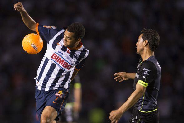 Lucas Silva.- Gol y asistencia en el empate entre Rayados y Santos. Luca...