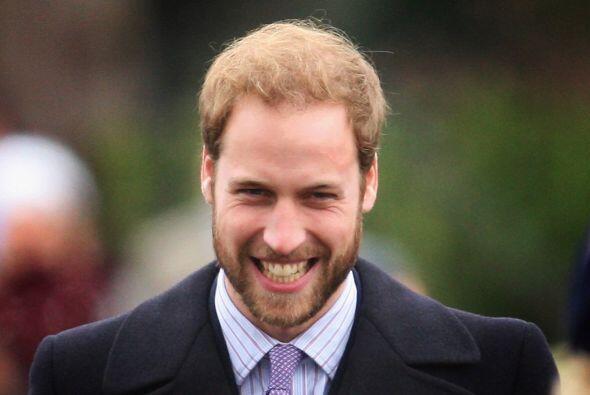Acostumbrado al ojo público desde chiquito, el Príncipe William sabe per...