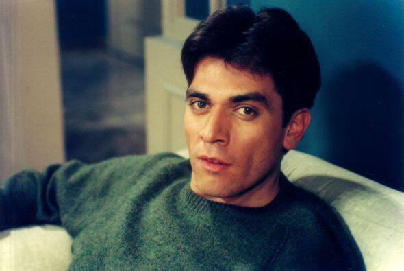 "Jorge Salinas, participó en la telenovela ""Mi Destino Eres Tú"" en el 200..."