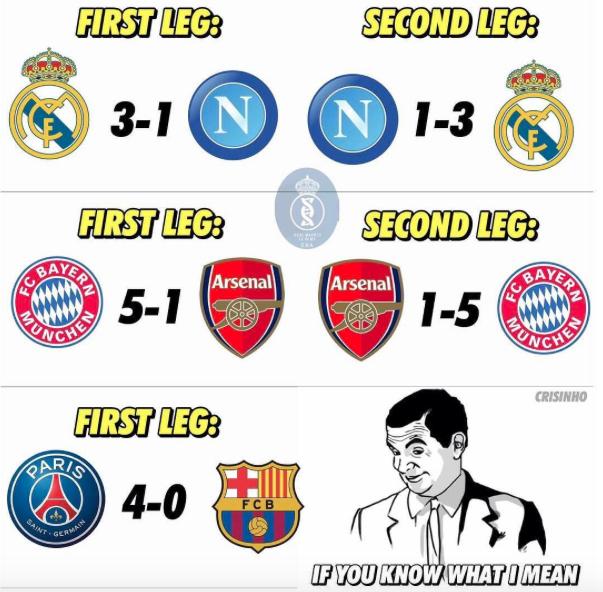 Los más divertidos memes de la heroica remontada del Barça sobre el PSG...