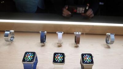 La falta de zafiro podría retrasar la salida del Apple Watch.