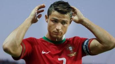El '7' de los portugueses no quiere más polémicas y huye de todo tema qu...