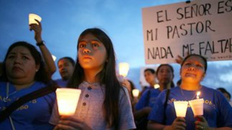La Caravana por la reforma migratoria apuesta por la aprobación, en la C...