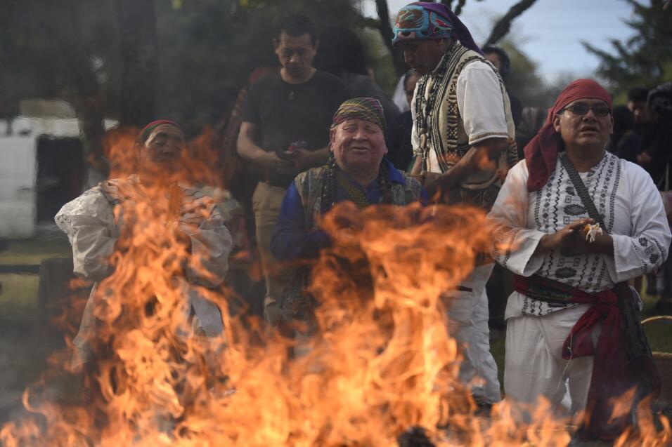 ritual - limpia maya