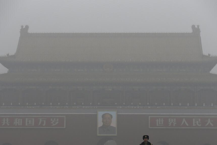 Los niveles de visibilidad serán peores el próximo martes