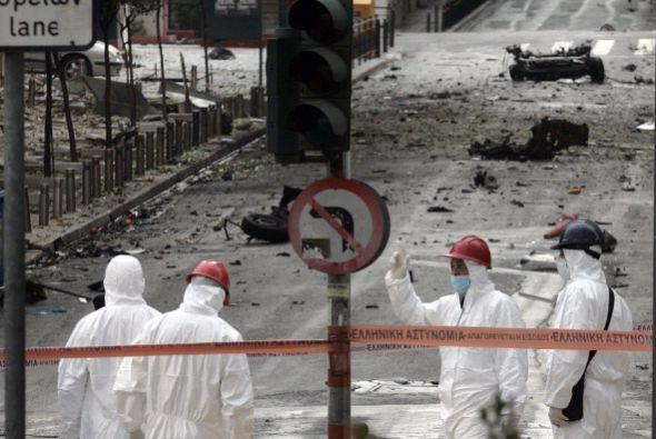 El último incidente mayor tuvo lugar el pasado 30 de diciembre.
