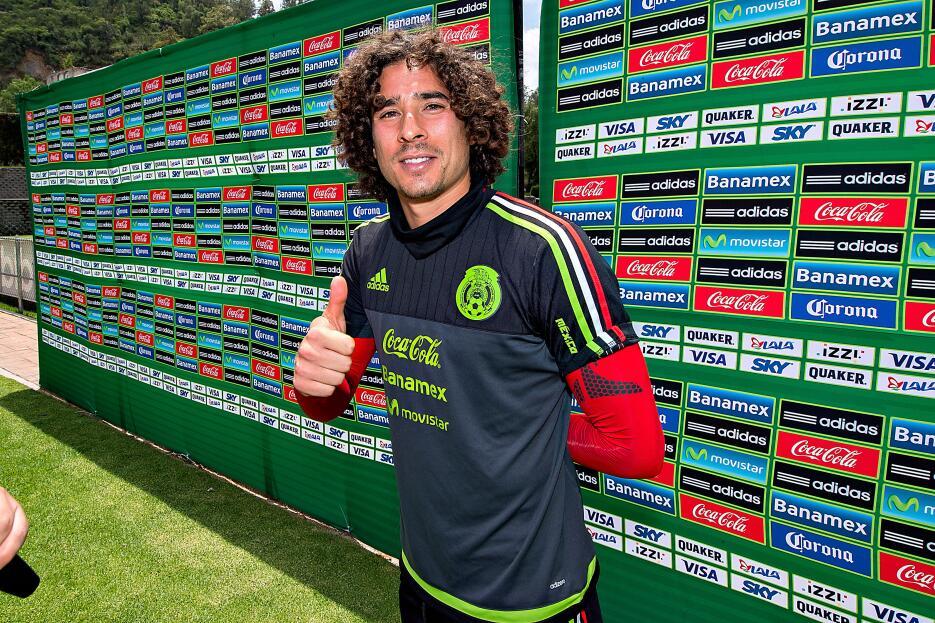 Guillermo Ochoa