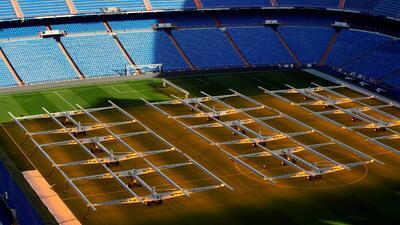 Santiago Bernabéu, desde la intimidad de los ajustes para la final de la Copa Libertadores
