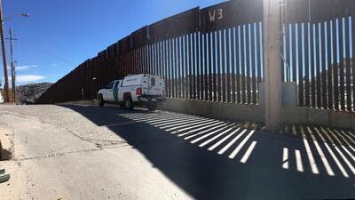 Muro Fronterizo en Arizona