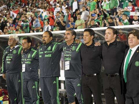 Las postales del México vs. Bolivia