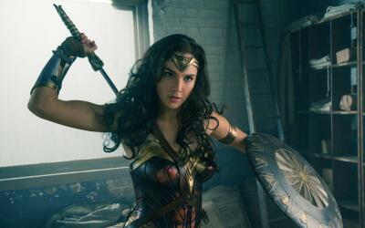 """""""Wonder Woman"""" es la primera superheroína de DC Comics..."""