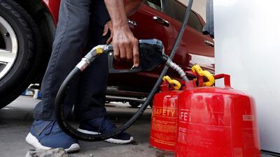 El precio de la gasolina pone en aprietos a los viajeros en el fin de semana de Memorial Day
