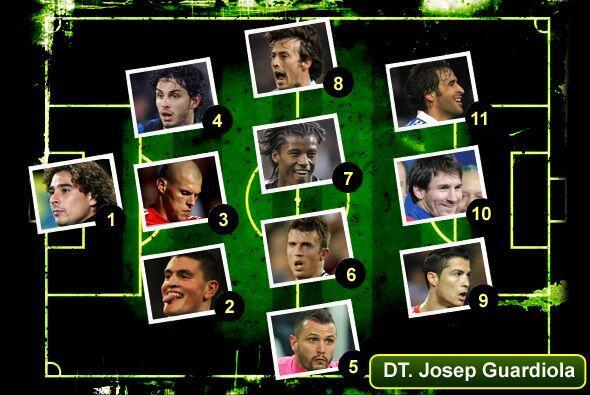 Como cada semana te traemos el Once Ideal a lo mejor del fútbol europeo.