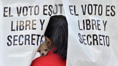 Elecciones en México. (Archivo)