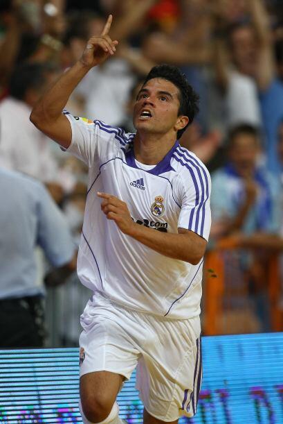 Para el 2007, Real Madrid le tuvo confianza, o al menos eso parec&iacute...