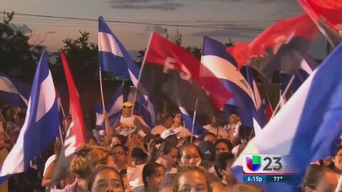 Encuestas aseguran que Daniel Ortega será reelegido en Nicaragua