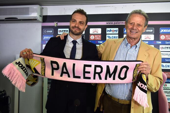 'Me tatuaré la cara si el Palermo se salva' GettyImages-649128172.jpg
