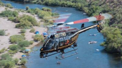 Equipos de rescate Maricopa