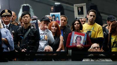 Buscando consuelo en los recuerdos, así viven los familiares de las víctimas del 11-S 17 años después