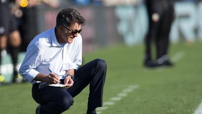 En fotos: Osorio, a corregir tras empate de México y Gales en despedida de Estados Unidos