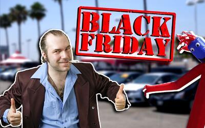 Las ofertas del Black Friday no va a ser mejores que las que podras cons...