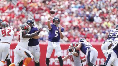 Highlights Semana 6: Baltimore Ravens vs. Tampa Bay Buccaneers