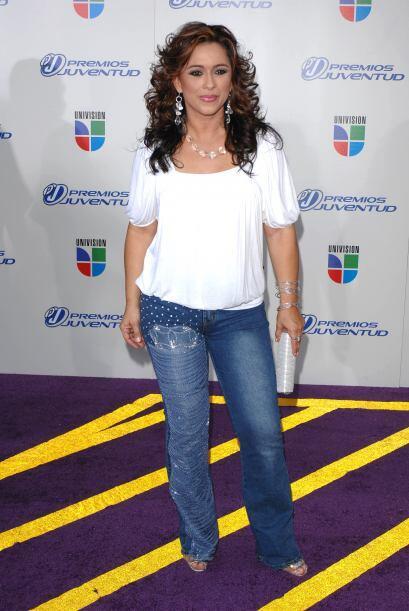 ¡Tremendo error! en 2007 Neida Sandoval no le echó nada de ganas a su at...