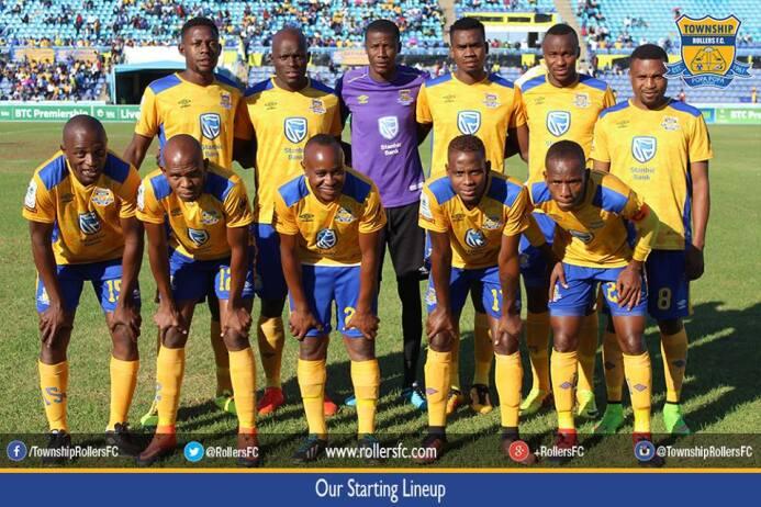 9. Township Rollers F.C. (Botswana)