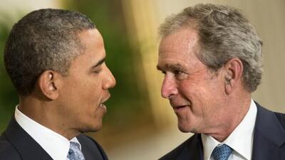 ¿Habrá votado George W. Bush por Barack Obama? Y si lo hizo ¿votó por eq...