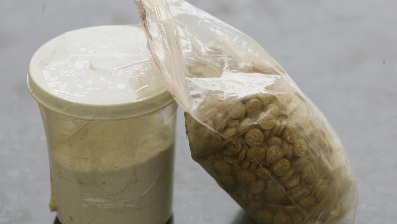 Captagon, droga utilizada por los yihadistas