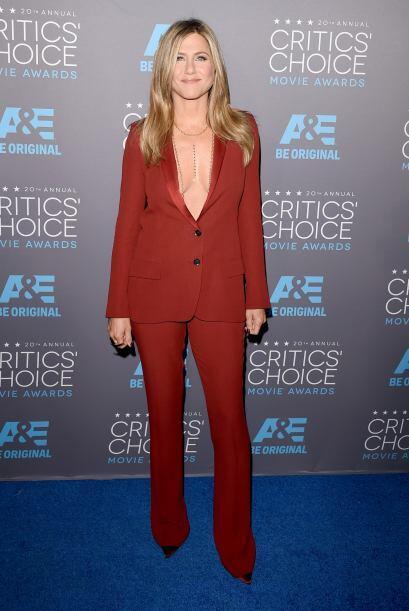 Aunque Jennifer Aniston y Angelina Jolie coincidieron en el evento, jamá...